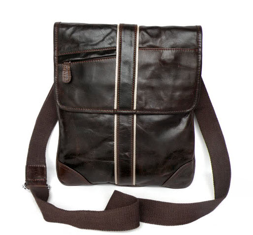 Today's thoroughly modern man can carry a satchel from Modern Man Bags, a company making it cool to trek around the city with a bag in tow. Shop crossbody styles, satchels, briefcases, and messenger bags, all made with men in mind.